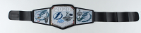Victor Hedman Signed 2020 Stanley Cup Champions Belt (Hedman COA) at PristineAuction.com