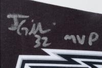 "Noel Acciari & Jon Fillies Signed 2015 NCAA National Champions Pennant Inscribed ""MVP"" & ""Captain"" (Acciari COA & Gillies COA) at PristineAuction.com"