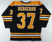 Patrice Bergeron Signed Jersey (Bergeron COA) at PristineAuction.com