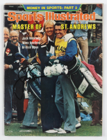 Jack Nicklaus Signed 1978 Sports Illustrated Magazine (Beckett LOA) at PristineAuction.com