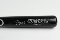 Yadier Molina Signed Rawlings Professional Player Model Baseball Bat (JSA COA) (See Description) at PristineAuction.com