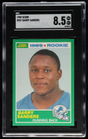 Barry Sanders 1989 Score #257 RC (SGC 8.5) at PristineAuction.com