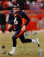 Jay Cutler Signed LE Broncos 11x14 Photo (Beckett COA) at PristineAuction.com