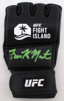 "Aljamain ""Funk Master"" Sterling Signed UFC Glove (Beckett COA) (See Description) at PristineAuction.com"