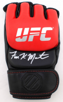 "Aljamain ""Funk Master"" Sterling Signed UFC Glove (Beckett COA) at PristineAuction.com"