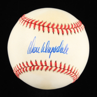 Don Drysdale Signed ONL Baseball (Beckett COA) (See Description) at PristineAuction.com