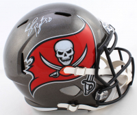 Shaquil Barrett Signed Buccaneers Full-Size Speed Helmet (JSA COA) at PristineAuction.com