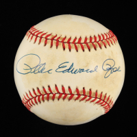 Pete Rose Signed ONL Baseball (Beckett COA) (See Description) at PristineAuction.com