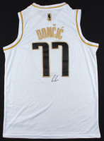Luka Doncic Signed Mavericks Jersey (Beckett COA) (See Description) at PristineAuction.com