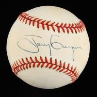 Tony Gwynn Signed ONL Baseball (Beckett COA) (See Description) at PristineAuction.com