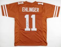 Sam Ehlinger Signed Jersey (Beckett COA) at PristineAuction.com