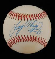 Tony Oliva Signed OAL Baseball (JSA COA) (See Description) at PristineAuction.com