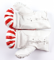 Pair of (2) Mike Tyson Signed Boxing Gloves With Display Case (PSA COA) at PristineAuction.com