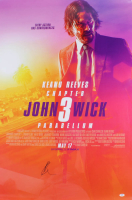 "Keanu Reeves Signed ""John Wick: Chapter 3 – Parabellum"" 27x40 Poster (PSA Hologram) (See Description) at PristineAuction.com"