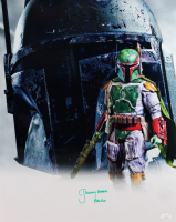 "Jeremy Bulloch Signed ""Star Wars"" 16x20 Photo Inscribed ""Boba Fett"" (JSA COA) at PristineAuction.com"