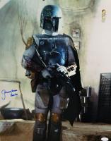 "Jeremy Bulloch Signed ""Star Wars"" 16x20 Photo Inscribed ""Boba Fett"" (JSA COA) at PristineAuction.com"