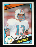 Dan Marino 1984 Topps #123 PB RC at PristineAuction.com