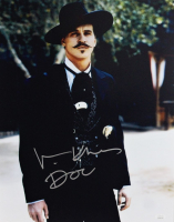 "Val Kilmer Signed ""Tombstone"" 16x20 Photo Inscribed ""Doc"" (JSA COA) at PristineAuction.com"