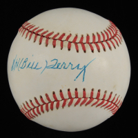 Bill Terry Signed ONL Baseball (Beckett COA) (See Description) at PristineAuction.com