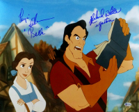 """Paige O'Hara & Richard White Signed """"Beauty & the Beast"""" 16x20 Photo Inscribed """"Belle"""" & """"Gaston"""" (Beckett Hologram) at PristineAuction.com"""