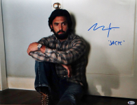 """Milo Ventimiglia Signed """"This Is Us"""" 16x20 Photo Inscribed """"Jack"""" (Beckett COA) at PristineAuction.com"""