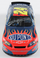 Jeff Gordon Signed LE #24 2007 DuPont Monte Carlo SS 1:24 Scale Die Cast Car (Beckett COA & Gordon Hologram) at PristineAuction.com