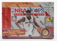 2019-20 Panini Hoops Premium Stock Basketball Mega Box with (8) Packs (See Description) at PristineAuction.com