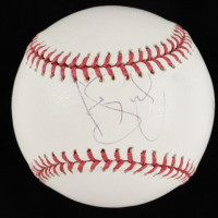 "Tanyon Sturtze Signed OML Baseball Inscribed ""2005 Yankees"" (Beckett COA) at PristineAuction.com"
