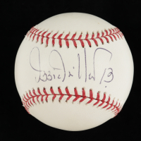 Ozzie Guillen Signed OML Baseball (Beckett COA) at PristineAuction.com