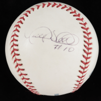 Gary Sheffield Signed OML Baseball (Beckett COA) at PristineAuction.com