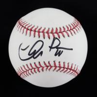 Chris Pratt Signed OML Baseball (Beckett COA) at PristineAuction.com