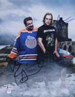 Jason Mewes & Kevin Smith Signed 11x14 Photo (Beckett COA) at PristineAuction.com
