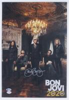 """Jon Bon Jovi Signed """"Bon Jovi 2020"""" 13x19 Poster (Beckett COA) at PristineAuction.com"""
