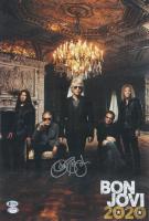 """Jon Bon Jovi Signed """"Bon Jovi 2020"""" 13x19 Poster (Beckett COA & PSA Hologram) at PristineAuction.com"""