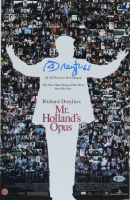 "Richard Dreyfuss Signed ""Mr. Holland's Opus"" 11x17 Photo (Beckett COA) at PristineAuction.com"