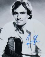 James Taylor Signed 11x14 Photo (Beckett COA & PSA Hologram) at PristineAuction.com