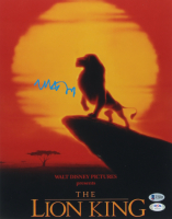 """Matthew Broderick Signed """"The Lion King"""" 11x14 Photo (Beckett COA) (See Description) at PristineAuction.com"""