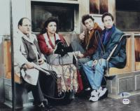"Jerry Seinfeld Signed ""Seinfeld"" 11x14 Photo (Beckett COA & PSA Hologram) (See Description) at PristineAuction.com"