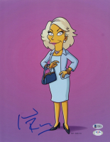 """Joan Rivers Signed """"The Simpsons"""" 11x14 Photo (Beckett COA & PSA Hologram) at PristineAuction.com"""