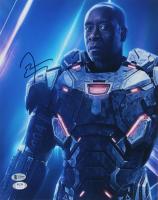 "Don Cheadle Signed ""Iron Man 2"" 11x14 Photo (Beckett COA PSA Hologram) (See Description) at PristineAuction.com"