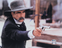 "Sam Elliott Signed ""Tombstone"" 11x14 Photo (Beckett COA & PSA Hologram) (See Description) at PristineAuction.com"