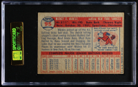 Mickey Mantle 1957 Topps #95 (SGC 2) at PristineAuction.com