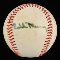Eddie Murray Signed OML Baseball (Beckett COA) (See Description) at PristineAuction.com