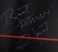 "Bret ""Hitman"" Hart Signed WWE 19x23 Print on Canvas (COJO COA) at PristineAuction.com"