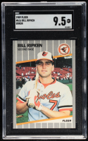 Bill Ripken 1989 Fleer #616A (SGC 9.5) at PristineAuction.com
