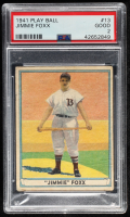Jimmie Foxx 1941 Play Ball #13 (PSA 2) at PristineAuction.com