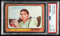Joe Namath 1966 Topps #96 (PSA 6.5) at PristineAuction.com