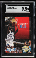 Shaquille O'Neal 1992-93 SkyBox #382 RC (SGC 9.5) at PristineAuction.com