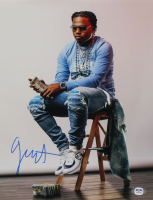 Gunna Signed 11x14 Photo (PSA COA) at PristineAuction.com
