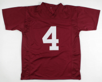 Jerry Jeudy Signed Jersey (Beckett COA) at PristineAuction.com